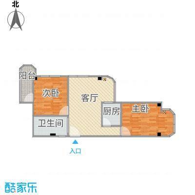 白云雅苑403二房一厅