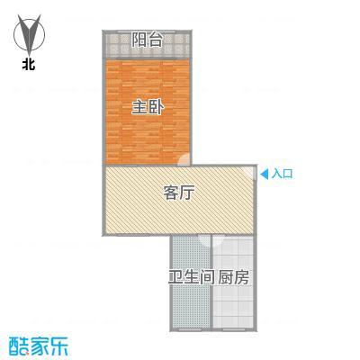 金桥花苑户型图 - 副本