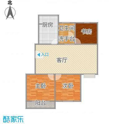 3室一厅106平 - 副本