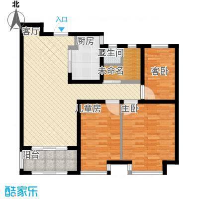 94平三室两厅一卫20150319 - 副本