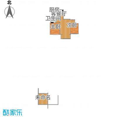 嘉城的户型图
