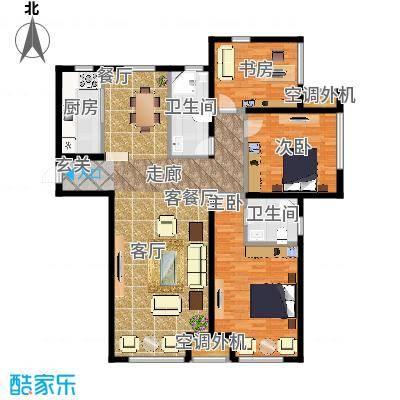 龙港-乾瑞嘉山墅-设计方案