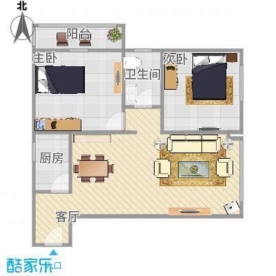 西安-百花家园-设计方案