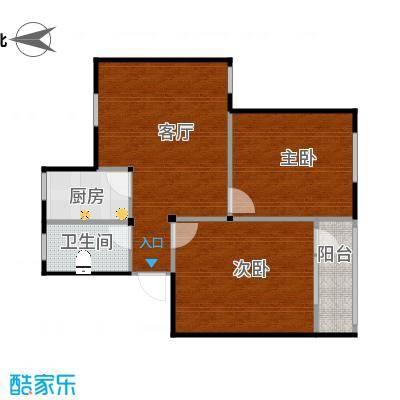 两室一厅79平实际65平左右-副本