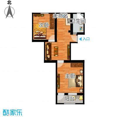 59平2室一厅-副本