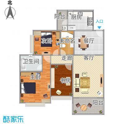 西安-杨凌恒大城-设计方案