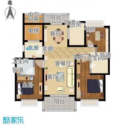 杨浦-翡丽云邸-设计方案