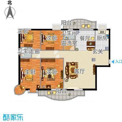 武汉-东方江景园-设计方案