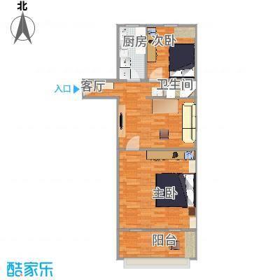 朝阳-平乐园小区-设计方案