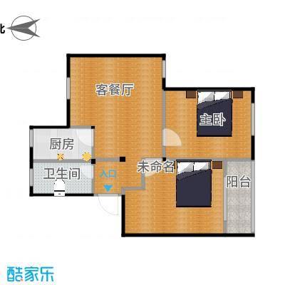 两室一厅79平实际65平左右-副本-副本-副本