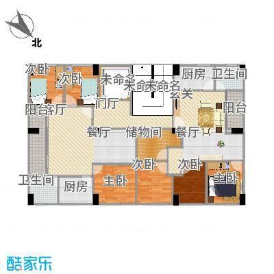 深圳-公明大围农民房-设计方案