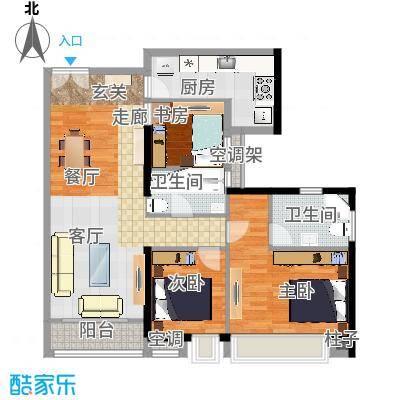 广州-嘉宝华庭-设计方案
