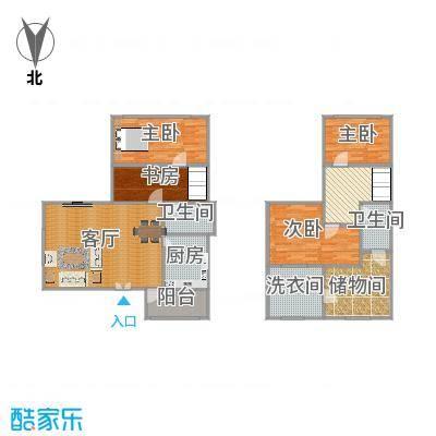 杨浦-控江路1200弄小区-设计方案