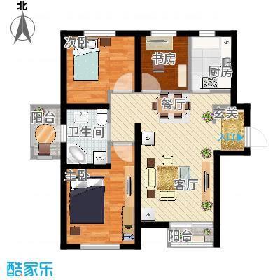 天津-佳宁苑-设计方案