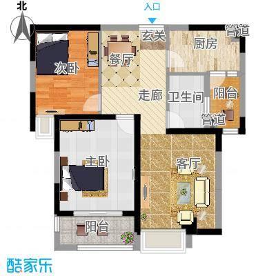 重庆-恒大绿洲-设计方案