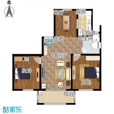 浦东新-宝华海尚郡领-设计方案