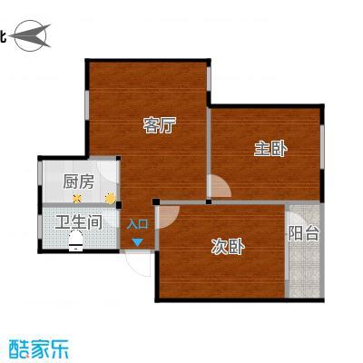 两室一厅79平实际65平左右-副本-副本