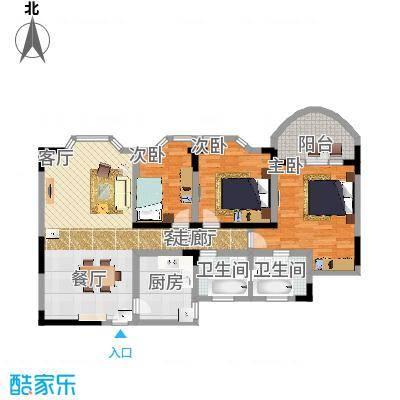 重庆-金色港湾-设计方案