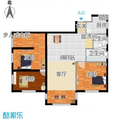 朝阳-宏源大厦(宏源公寓)-设计方案2-副本