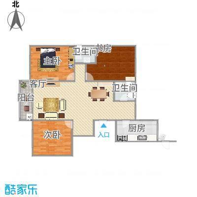 春城家园150方三室两厅-副本