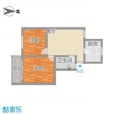 张泾小区-原户型