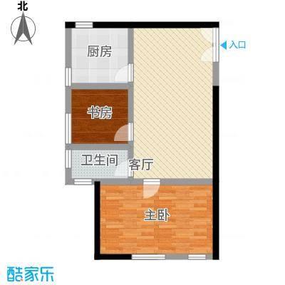 中国铁建・梧桐汇86.00㎡A2-01户型10室 - 副本