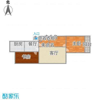昊天温泉家园的户型图