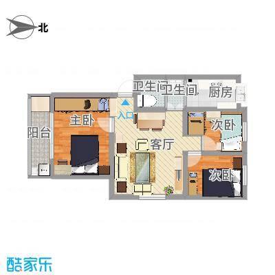 营苑新寓75平方米-副本