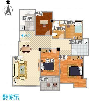 基本型4室2厅
