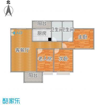 A33室两厅两卫