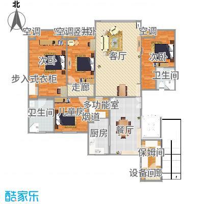 万达广场_211平-副本