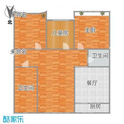 140平3室朝阳