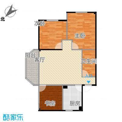 东南向97平三室一厅-修正