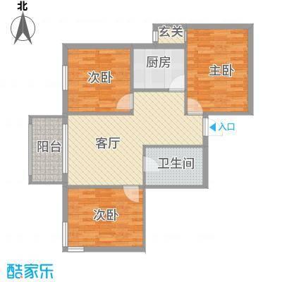 航天社区96平3居室实际数据-副本