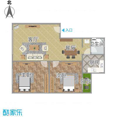 长沙-德馨园-设计方案