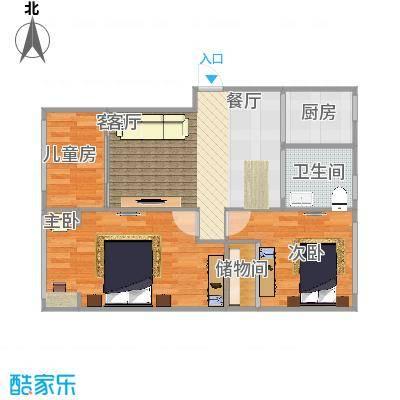 锦绣小区-3房-副本-副本