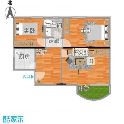 丰台-石榴园北里小区-设计方案