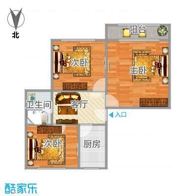 上海-水霞小区-设计方案