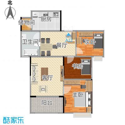 重庆-寰宇世家-设计方案