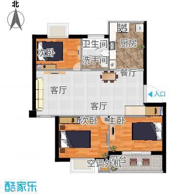 江北-盛世又一村-设计方案