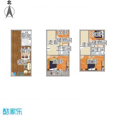 宝山-锦秋花园别墅-设计方案