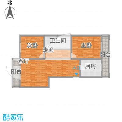 孚泰公寓的户型图