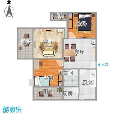 重庆-恒安世纪花城-设计方案
