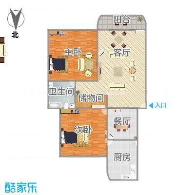 上海-虹德苑-设计方案