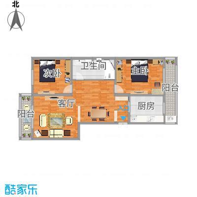 孚泰公寓的户型图-副本