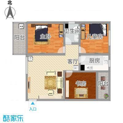 丛台-锦江花园-设计方案