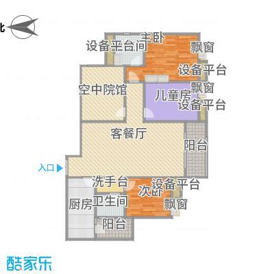 鸥鹏泊雅湾A2A3户型+改后户型图.jpg-1