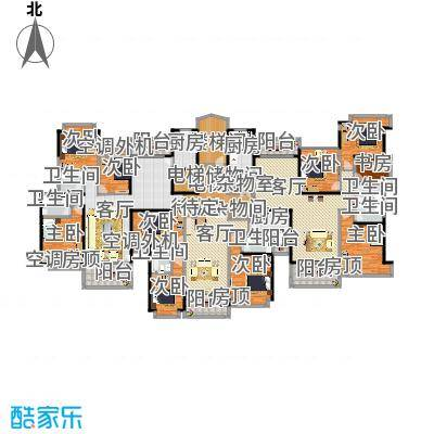 东丽-恒大绿洲-设计方案