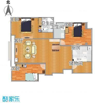 唐山-香醍溪岸-设计方案