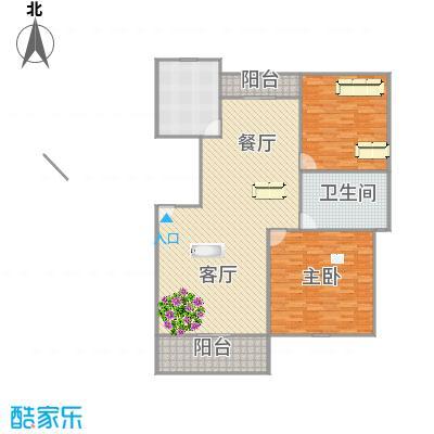宝山-新顾村大家园A区-设计方案